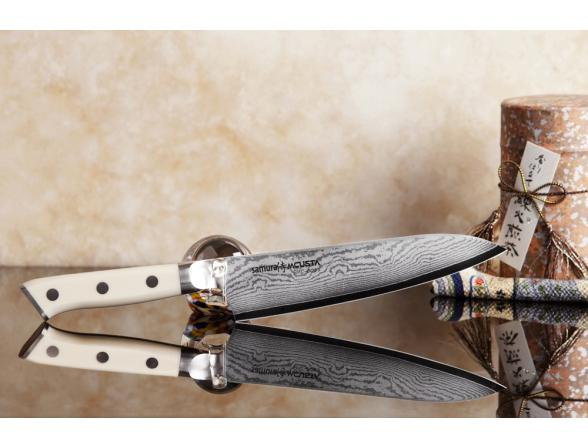 Нож шеф-повара Samura by Mcusta SMC-0087 21см