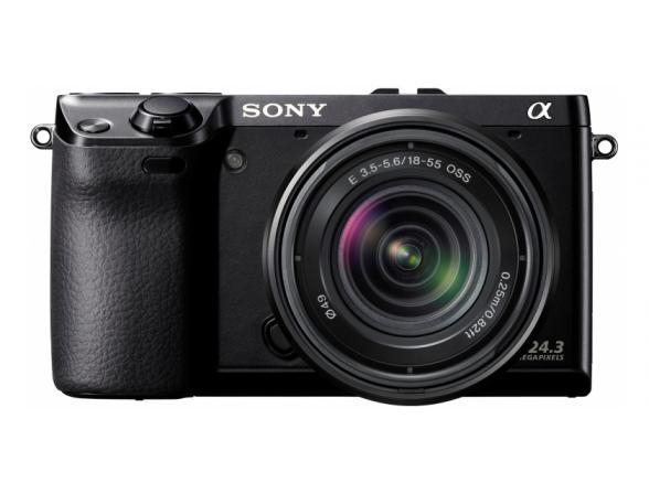 Цифровой фотоаппарат Sony Alpha NEX-7K Kit 18-55*
