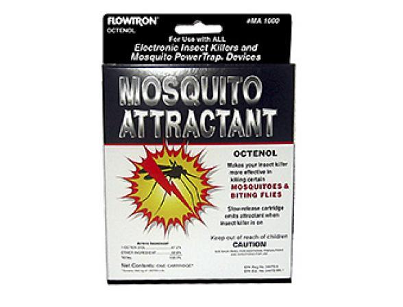 Приманка Flowtron для комаров, мошкары, оводов и слепней Octenol