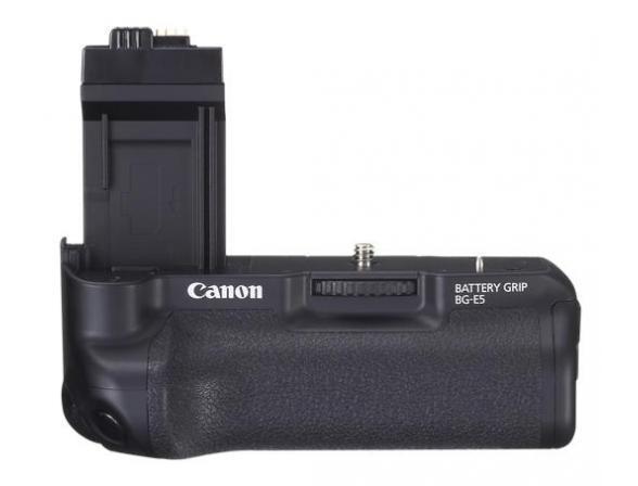 Батарейная ручка Canon BG-E5