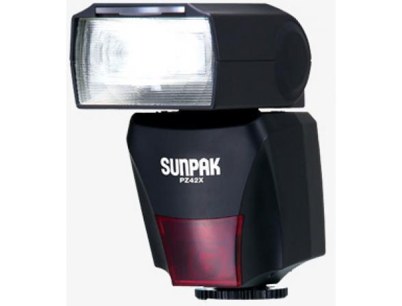 Вспышка Sunpak PZ42X for Nikon