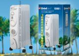 Масляный радиатор Uniel U-OFR16- 1500/7F
