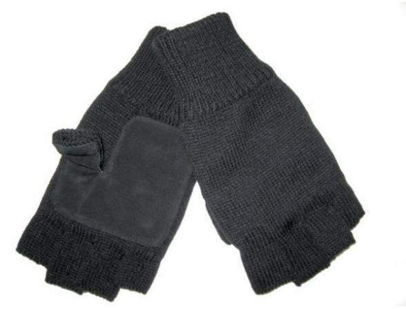 Перчатки вязаные без пальцев JuhaniMutka 1425L