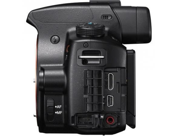 Зеркальный фотоаппарат Sony Alpha SLT-A37 Body*
