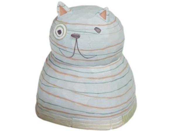 Косметическая емкость с крышкой Creative Bath Meow MEW25MULT