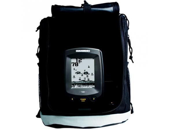 Эхолот Humminbird PiranhaMAX 160 Portable