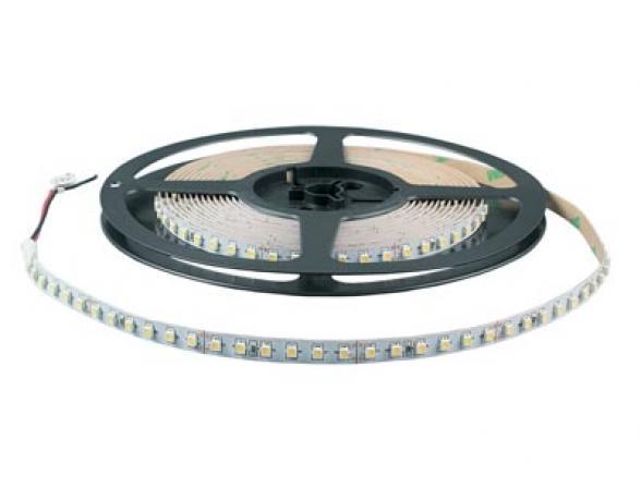 Светодиодная лента ЭРА 613702 LS3528-120LED-IP65-Y (50)