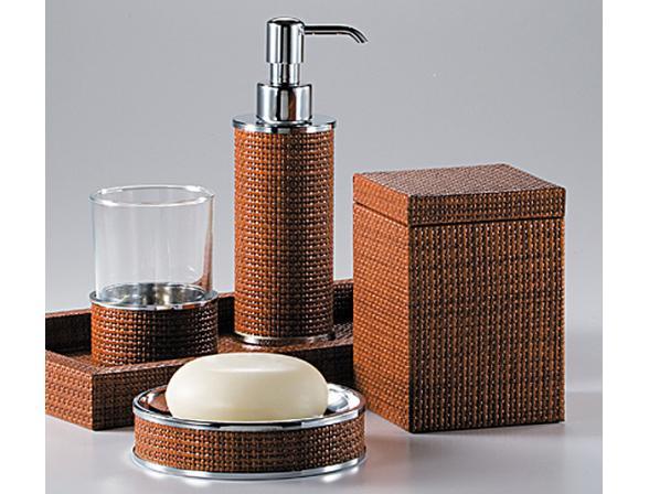 Набор для ванной Labrazel <> Rattan Dark