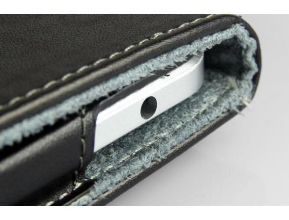 Защитный кожаный чехол премиум класса Promate iPose.6