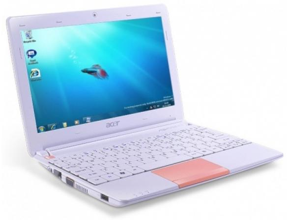 Нетбук Acer Aspire One HAPPY2-N578Qpp