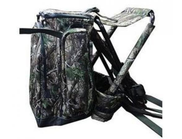 Рюкзак с встроенным стульчиком AVI-Outdoor Fiskare Camo 45л