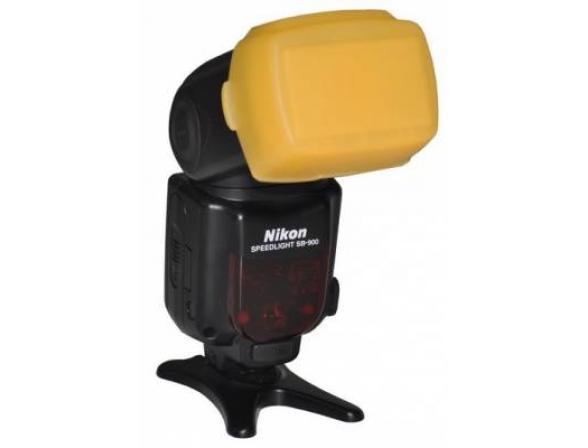 Оранжевый рассеиватель Flama FL-SB900-O