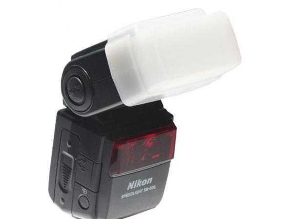 Жесткий диффузор Phottix для вспышки Nikon SB-600