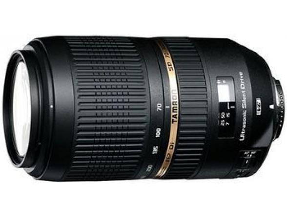 Объектив Tamron SP AF 70-300mm F/4.0-5.6 Di USD Sony