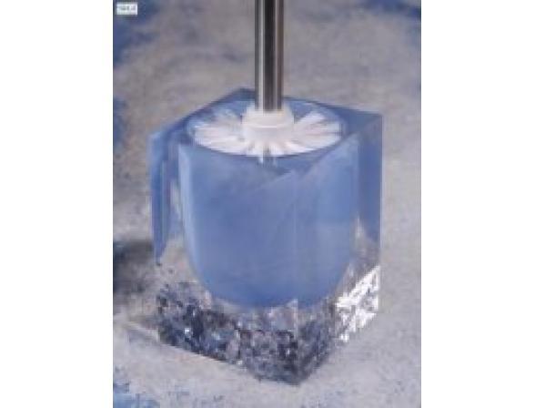 Набор для ванной Centrplus CRYSTAL BLUE, 5 предметов