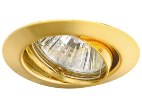 Светильник встраиваемый ARTELAMP PRAKTISCH A1213PL-3GO