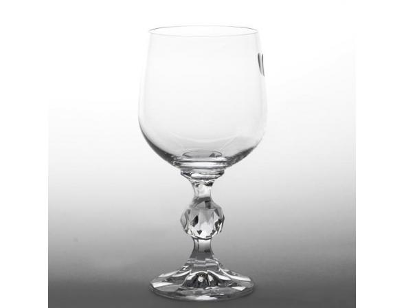 Набор бокалов для вина Bohemia Crystall Клаудия 230