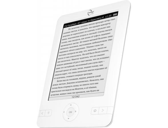 Электронная книга Treelogic Lecto 501 4Gb (White)