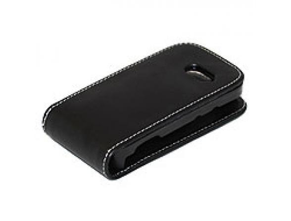 Чехол Clever Case для HTC WILDFIRE, Black