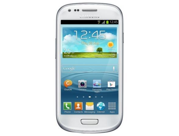 Смартфон Samsung Galaxy S III mini 8Gb White