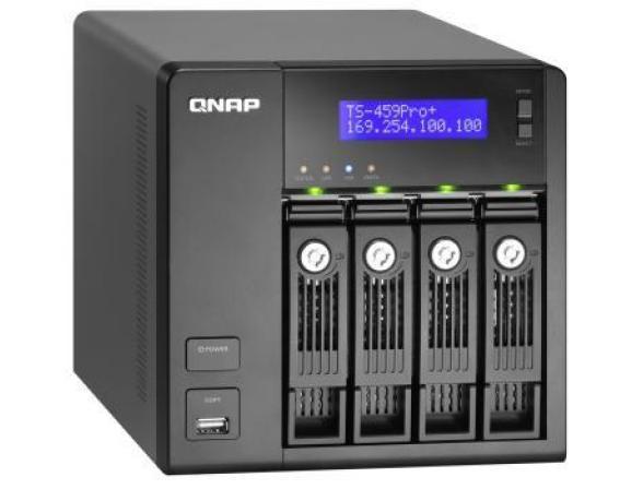 Сетевой накопитель Qnap TS-459 Pro+