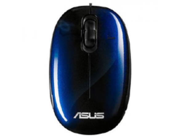 Мышь Asus Seashell, Blue