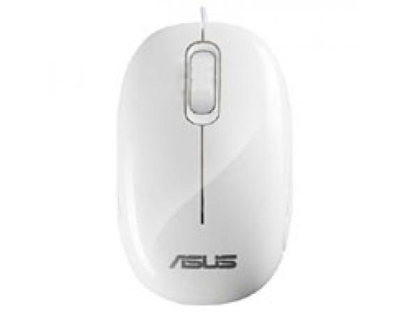 Мышь Asus Seashell, White