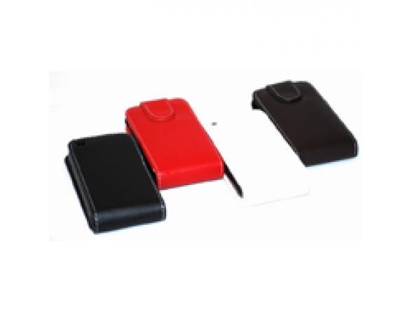 Чехол Clever Case для Nokia C6, Black