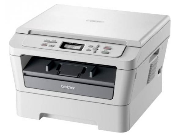 Многофункциональный аппарат Brother DCP-7057R принтер/копир/сканер лазерный