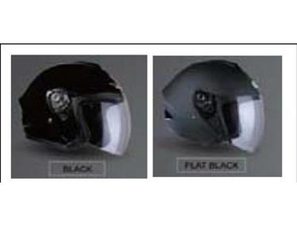 Шлем Yashiro Y510 Bluetooth Helmet Black M