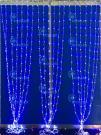 Светодиодный занавес Rich LED Водопад 2*3 метра. 585 LED