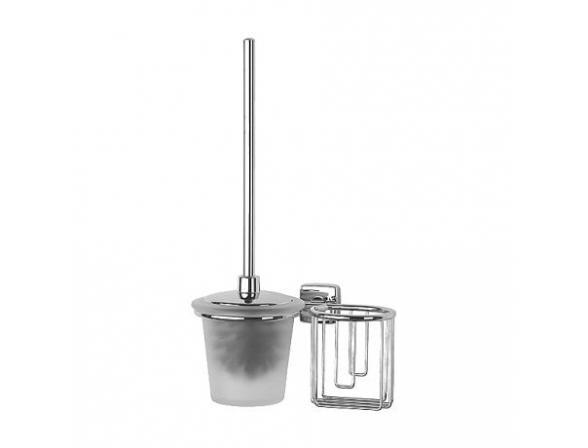 Комплект для туалета с держателем освежителя с крышкой FBS ESPERADO ESP 059