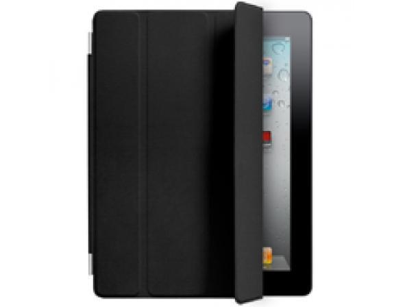 Чехол Apple iPad Smart Cover Leather Black