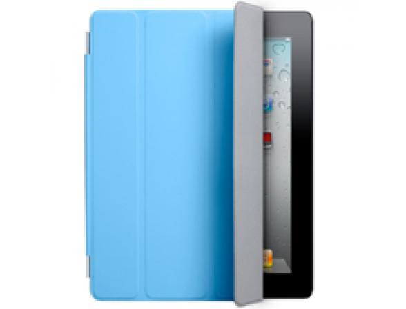 Чехол Apple iPad2 Smart Cover Polyurethane Blue