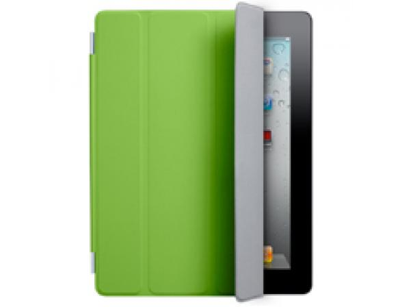Чехол Apple iPad2 Smart Cover Polyurethane Green