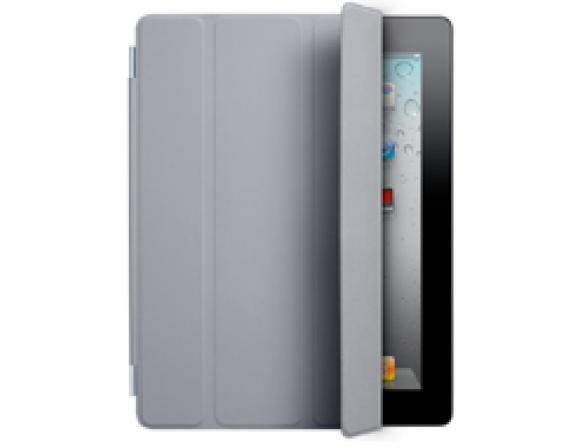 Чехол Apple iPad2 Smart Cover Polyurethane Grey