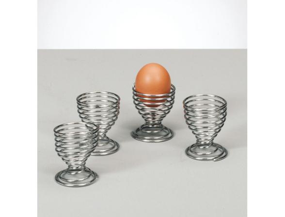 Набор подставок под яйцо Zeller 4 шт.  24915