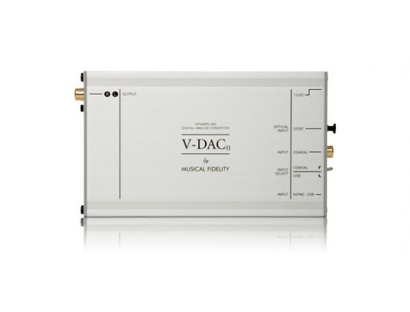 Цифроаналоговый преобразователь Musical Fidelity V-DAC 2