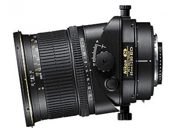 Объектив Nikon 45mm f/2.8D ED PC-E Micro NIKKOR*