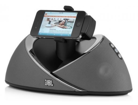 Док-станции для iPod/iPhone/iPad JBL ON BEAT AIR BLACK