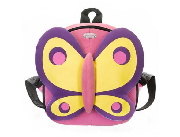 Рюкзак детский Samsonite U22*015 Sammies Dreams Backpack M Butterfly