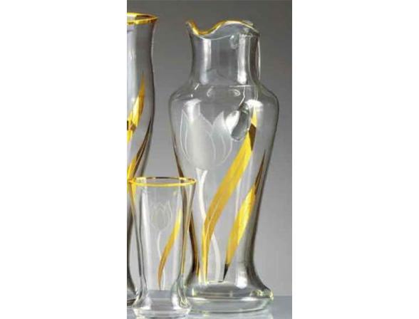 Набор для воды Crystal Art 1+6, 60053 (бесцветный)
