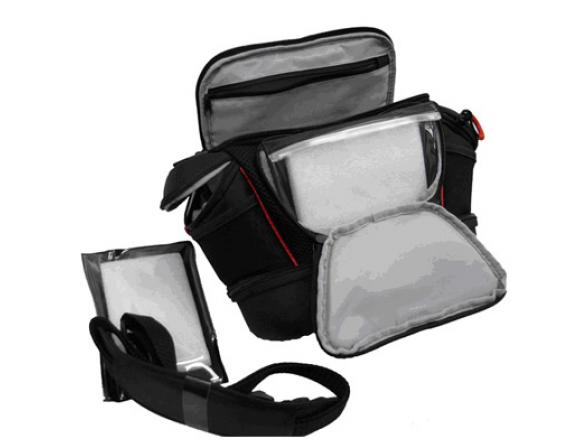 Сумка Liquid Image LIC401 Deluxe Carrying Case