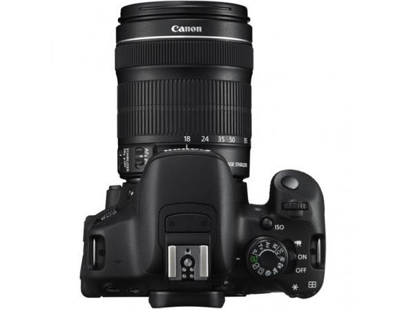 Зеркальный фотоаппарат Canon EOS 700D kit 18-135 IS STM