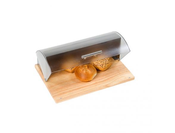 Хлебница Kesper пластик/дерево 1807-5