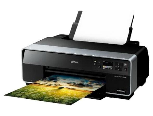 Принтер струйный Epson STYLUS PHOTO R3000