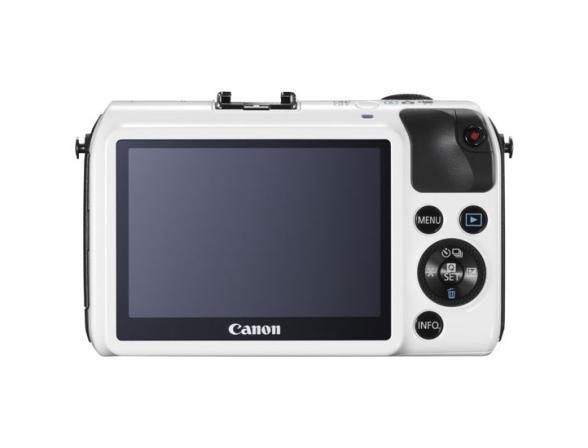Зеркальный фотоаппарат Canon EOS M Kit + 18-55 f/3.5-5.6 IS STM
