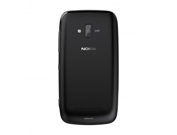 Смартфон Nokia Lumia 610 Black