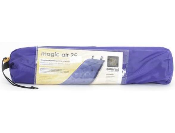 Самонадувающийся коврик Wanderlust Magic Air 25