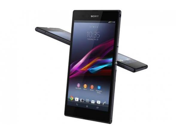 Смартфон Sony Xperia Z Ultra C6802 Black